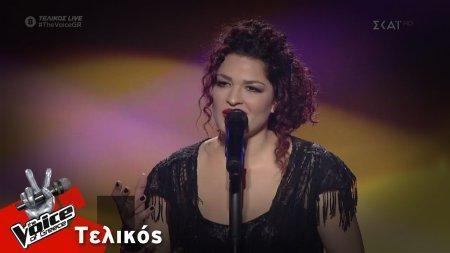 Ελπίδα Γαδ - Χειμωνανθός | Τελικός | The Voice of Greece