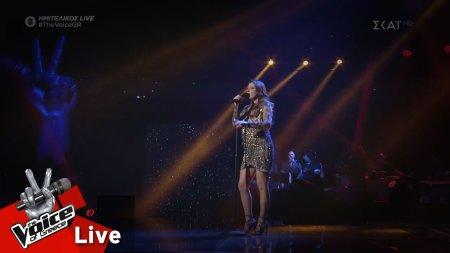 Έλενα Παπαρίζου - It Must Have Been Love | 1ος Ημιτελικός | The Voice of Greece
