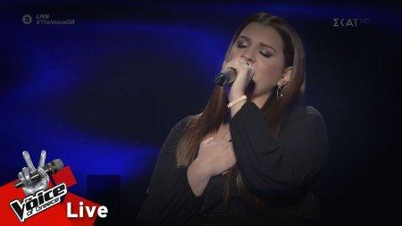 Ταμάρ Μπαρσαμιάν - Παράπονο / Η Ξενιτιά | 2o Live | The Voice of Greece