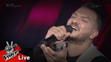Θοδωρής Βερλής - Dui dui (Δυο δυο) | 4o Knockout | The Voice of Greece