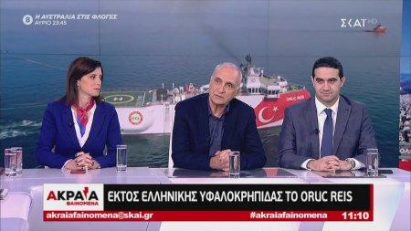 Η Τουρκική προκλητικότητα και τα πλωτά φράγματα