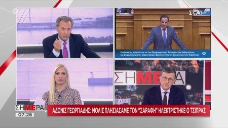Γεωργιάδης: Δεν καθορίζαμε την τιμή των φαρμάκων