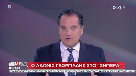 Γεωργιάδης: Διαφωνώ πλήρως με την αστυνομία