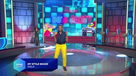 Gala My Style Rocks trailer | 80's party | Παρασκευή 21/02/2020