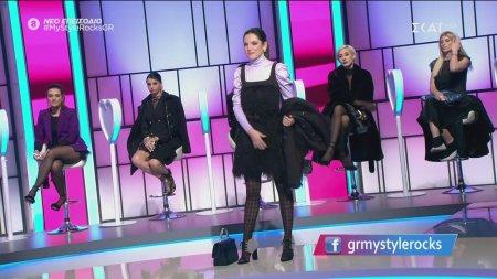 Χριστοπούλου: Καλά κάνεις και έχεις ταχυπαλμία