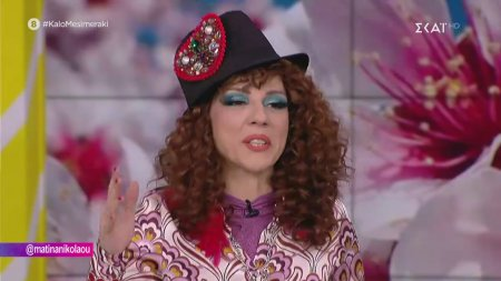 Η Βάνια πάει τσίρκο