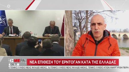 Νέα επίθεση του Ερντογάν κατά της Ελλάδας - Έφυγε εκνευρισμένος από τις Βρυξέλλες