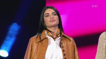 Η Μαρία διαχωρίζει τις στιλιστικές δυνατότητες των κοριτσιών
