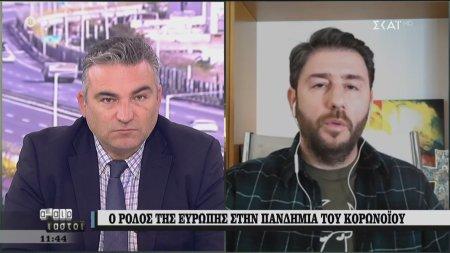 Ο ρόλος της Ευρώπης στην πανδημία του κορωνοϊού