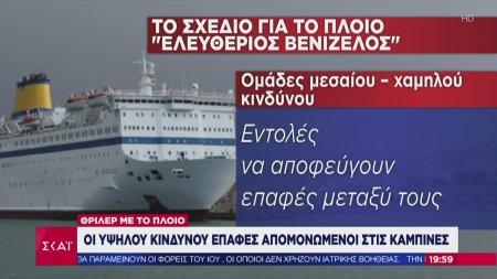 Θρίλερ με το πλοίο
