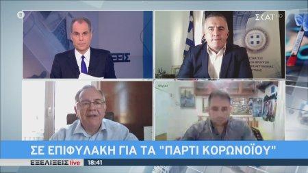 Β. Κορομάντζος: Θεωρούμε ότι οι συγκεντρώσεις είναι οργανωμένες κινητοποιήσεις