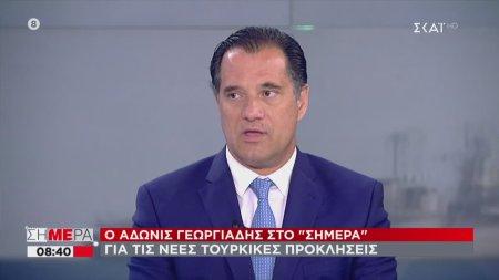 Γεωργιάδης: Δεν περιμένουμε να μας σώσουν – Θα κάνουμε το καθήκον μας | 11/06/2020