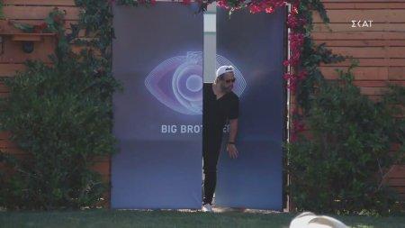 Ξενάγηση του Χάρη στο σπίτι του Big Brother