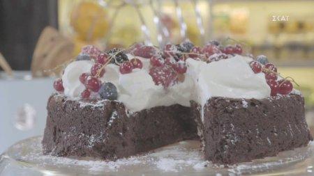 Κέικ σοκολάτας χωρίς γλουτένη | 02/09/2020