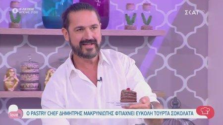 Ο Δημήτρης Μακρυνιώτης νέος συνεργάτης της Ιωάννας Μαλέσκου