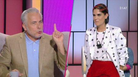 Ο Χάρης Χριστόπουλος φαντάζεται που αλλού θα μπορούσε να πάει σήμερα η Αρετή