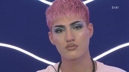 Ο Θέμης λυγίζει μπροστά στον Big Brother