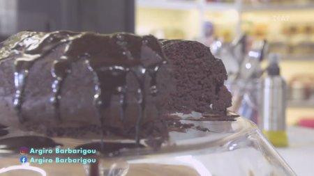 Βίγκαν κέικ σοκολάτας