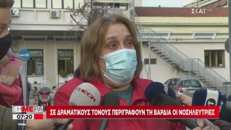 Μαρτυρία εθελόντριας νοσηλεύτριας: Δώσαμε μάχη να μη διασωληνωθεί μωρό 22 μηνών με κορωνοϊό