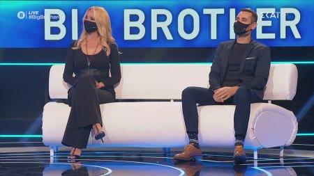 Καλεσμένοι απόψε η Ναταλί Κακκαβά και ο Νίκος Γεωργιάδης