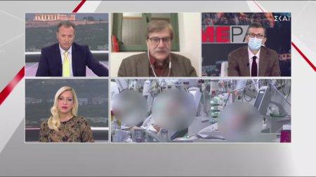 Παναγιωτόπουλος: Μην το κάνουμε όπως το καλοκαίρι - Πρόωρη η συζήτηση για άρση μέτρων