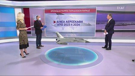 Τα πλεονεκτήματα των Rafale και F-35 – Το εντυπωσιακό κινηματογραφικό σύστημα που εξετάστηκε
