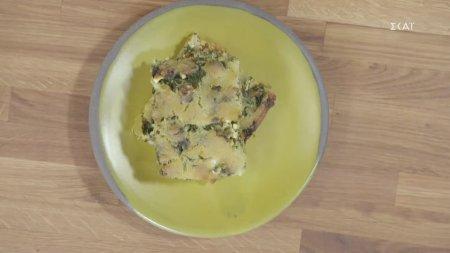 Εύκολη σπανακόπιτα πλαστός