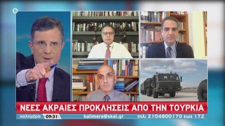 Νέες ακραίες προκλήσεις από την Τουρκία - Αντιδράσεις της Ευρώπης