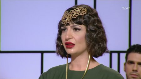 Σοκ από παρουσιάστρια και κριτές τη στιγμή που η Τζένη ζητά να αποχωρήσει