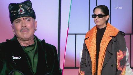 Λάκης Γαβαλάς: μου αρέσουν πολύ αυτά τα important παλτό που έφερες σήμερα