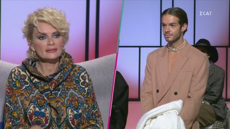 Έλενα Χριστοπούλου: δεν περίμενα να υπάρξει τέτοιο στιλ στην ελληνική τηλεόραση