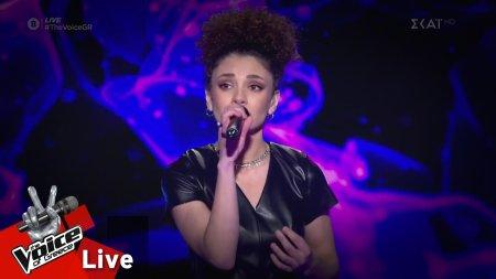 Βιργινία Δρογγούλα - Ένα τραγούδι ακόμα | 2o Live | The Voice of Greece