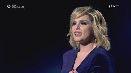 Ελεωνόρα Ζουγανέλη - Σταθερό (Impagliatori d' Aquile) | The Voice of Greece