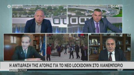 Η αντίδραση της αγοράς στο νέο lockdown στο λιανεμπόριο