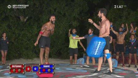 Περικλής vs Πάνος - Μεγάλη ένταση στον αγώνα