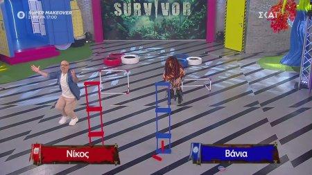 Survivor στο Καλό Μεσημεράκι