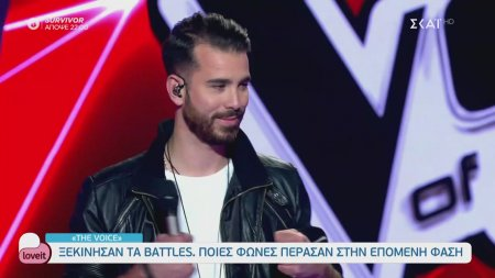 The Voice - Ποιες φωνές πέρασαν στην επόμενη φάση