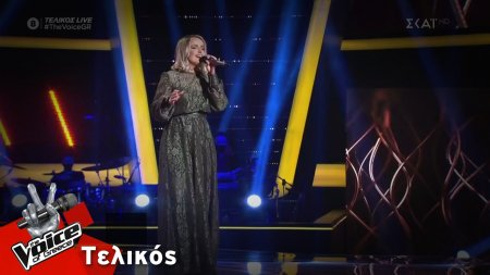 Κατερίνα Μπαταλογιάννη  - Της ταβέρνας το ρολόι | Τελικός | The Voice of Greece