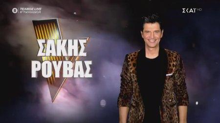 Σάκης Ρουβάς Best of | Τελικός | The Voice of Greece