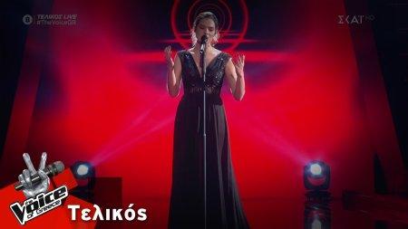 Αλεξάνδρα Σιετή - Let It Be | Τελικός | The Voice of Greece
