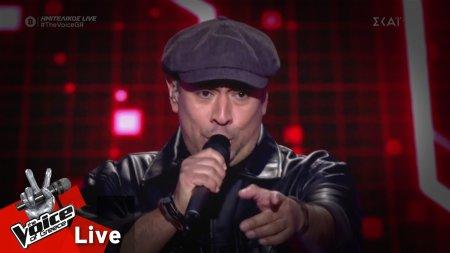 Χαβιέρ Σίλβα Εσκόλα - Take on me | Ημιτελικός | The Voice of Greece