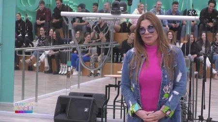 Η Άντζελα Δημητρίου στο house of fame. Οι συμβουλές της στα παιδιά και η πρόβα μπροστά της