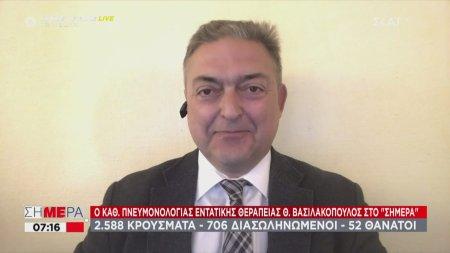 Βασιλακόπουλος: Να ανοίξουν από αύριο οι μικρές επιχειρήσεις στο λιανεμπόριο