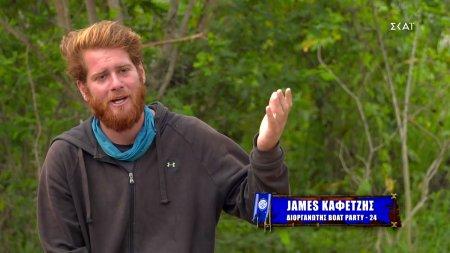James: Ο Τριαντάφυλλος θέλει να μείνει να σπάσει το ρεκόρ του Ντάνου στους υποψήφιους για αποχώρηση