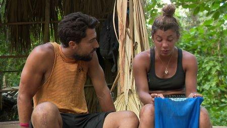 Survivor Exclusive | Η Μαριαλένα νευριάζει με τον Σάκη