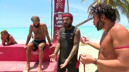 Ασημακόπουλος και Αλέξης κάνουν παρατήρηση στον Daffy