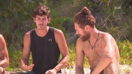 Survivor Exclusive | Ο Παύλος ψηφίζει για το καλό της Ομάδας των Κόκκινων