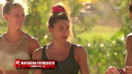 Μαριαλένα: Εμείς πάντα πορευόμασταν με το πρόβλημα του Τριαντάφυλλου εσεις του λέγατε να μην παίξει