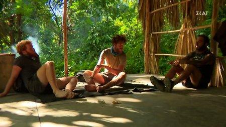 Ο Ντάφυ, ο Νίκος και ο James σχολιάζουν το πως θα εξελιχθεί η ψηφοφορία