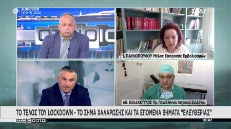Παυλοπούλου - Εξαδάκτυλος: Το σήμα χαλάρωσης και τα επόμενα βήματα
